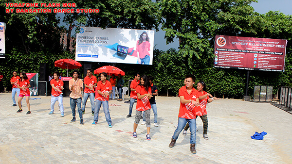 group dance in mohali